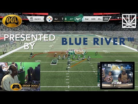 Snoop Dogg Plays Madden 20 with his Homies in the GGL V Championship [Part 4]