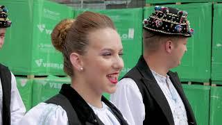 Festivalul Uniti in cuget si simtiri 2018 - Parada Portului Popular