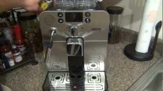 Espresso Machine Review : Gaggia Brera (Super Automatic) [SHORT VERSION]