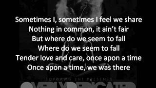 Kendrick Lamar - Opposites Attract (Tomorrow W/O Her) Featuring Javonte + ON-SCREEN LYRICS