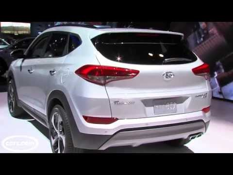 2016 Hyundai Tucson - First Look