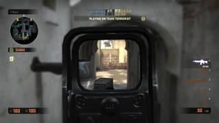 [CSGO-MOD] We CoD Now Boys! (AK47, SG556, Glock)