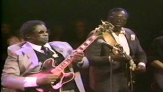 BB KING, CLAPTON, SRV, A. KING, P. COLLINS & Friends - why i sing the blues - L.A. 1987 (HQ)