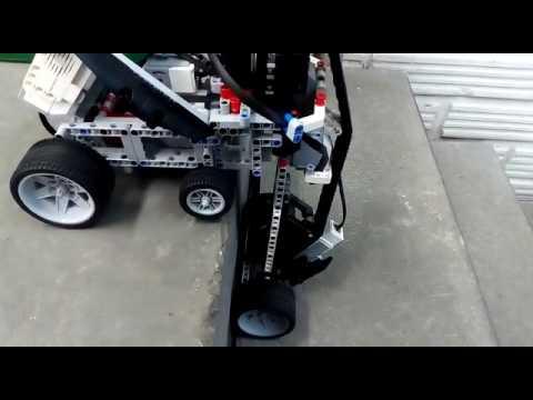 Robot que sube escaleras