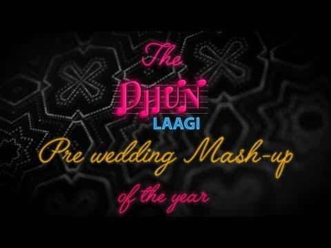 Dhun Lagi Pre-Wedding Mashup | Love Ni Bhavai | Malhar, Pratik & Aarohi | Sachin-Jigar