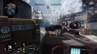 Collateral noscope Titanfall 2 epic shot