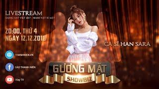 GƯƠNG MẶT SHOWBIZ: Gặp gỡ hot girl xứ Hàn Han Sara