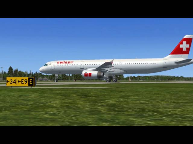 simMarket: PERFECT FLIGHT - FSX MISSIONS AIRBUS A321 SWISS AIR