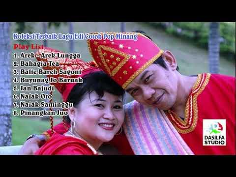 Koleksi Terbaik Lagu Edi Cotok Pop Minang FULL ALBUM