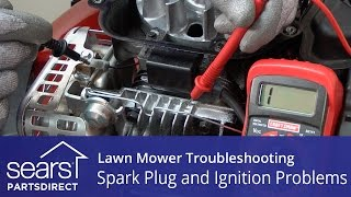 Lawn Mower Won't Start: Spark Plug and Ignition Problems