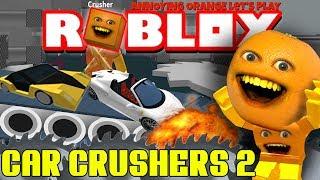 Car Crushers 2 Beta Roblox Car Crusher Free Cars Roblox Car Crushers 2 Destroying My Super Cars In Roblox Free Online Games