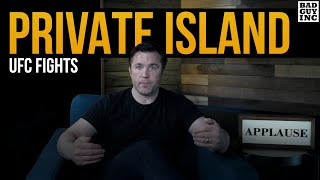 Private Islands, Cage Fights and Dana White...