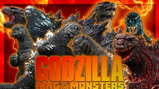 Godzilla King of the Monsters- tribute