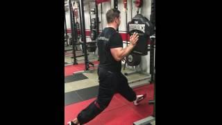 Baseball/Softball Rotation Drill