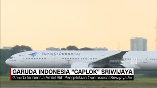 Download Video Sriwijaya Air Resmi Diakuisisi Garuda Indonesia | CNN ID Update MP3 3GP MP4