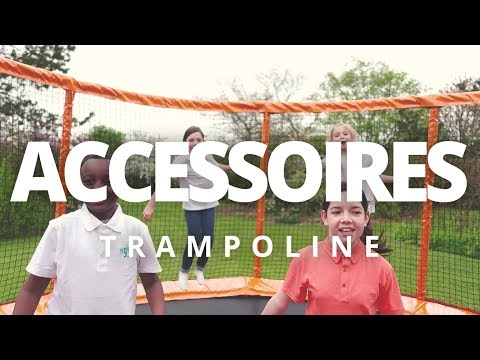 Améliorer le quotidien de votre trampoline avec les accessoires Kangui