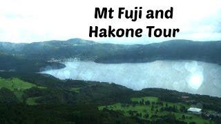 Mt Fuji and Hakone Tour