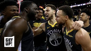 Draymond 'gets to play like his old self' with Kevin Durant off the floor – Jalen Rose   Get Up!