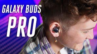 Galaxy Buds Pro Review: semi-pro