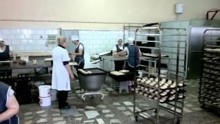видео товара Дежеопрокидыватель А2-ХП-2Д-2 (для дежи 330 л) СМЕЛАМАШ