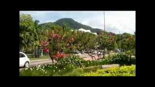 preview picture of video 'Сейшельские острова город Виктория'