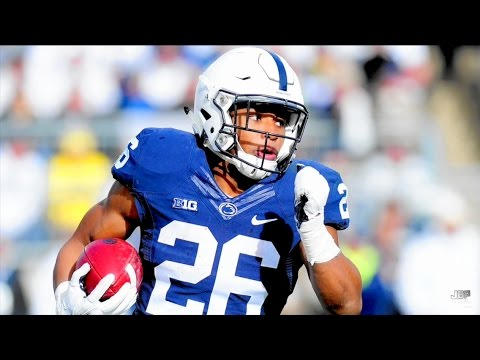 Shiftiest RB in College Football || Penn State RB Saquon Barkley 2016 Highlights ᴴᴰ