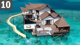 10 Amazing OCEAN HOUSES