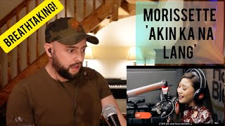👼 SHE'S AN ANGEL | MORISSETTE AMON - AKIN KA NA LANG (WISH BUS)(UK SINGER REACTS)