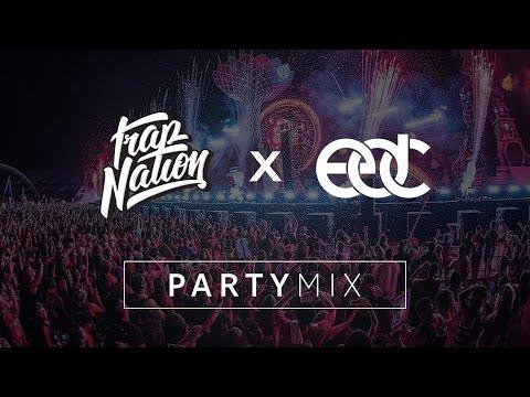 🎉 EDC Las Vegas 2017 | Trap Nation (Party Mix)