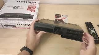 Ariva 204 -  recenzja tunera telewizji satelitarnej