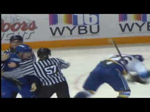 Maxim Chegrintsev vs Craig Simchuk