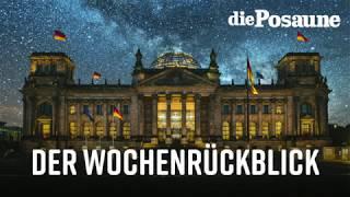 Der Wochenrückblick: Deutschlands Wiederbewaffnung