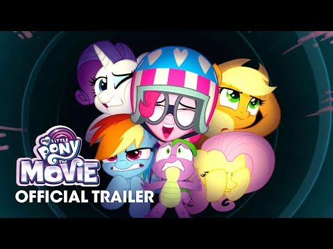 My Little Pony: The Movie Trailer 'Pony Party'
