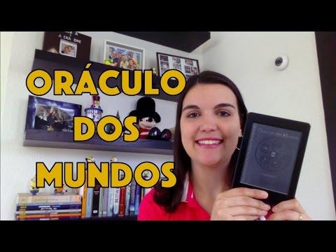 Livro: Oráculo dos Mundos (Lz Rodríguez)   Leitora na Holanda