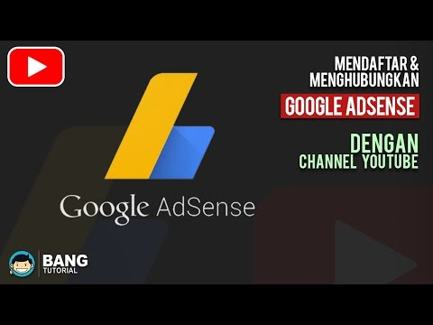 Video Cara Mendaftar Google Adsense untuk Channel Youtube di Hp Android | YOUTUBE TUTORIAL #4