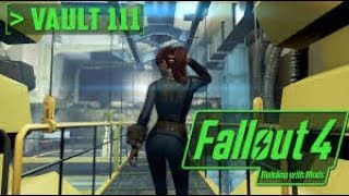 Perfect Vault 111 - Building with Mods - Fallout 4