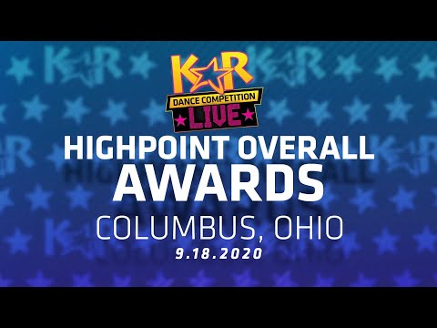 KARlive Columbus, OH - Highpoint Awards 9.18.2020