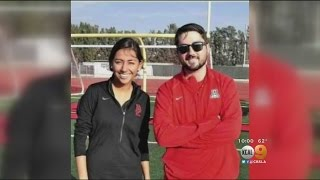 Vigil Held for 2 Chino Hills High School Soccer Coaches Killed Car Crash