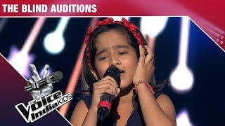 Krishnakshree Das Performs on Aao Huzoor Tumko | The Voice India Kids | Episode 9