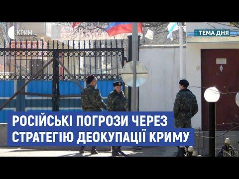 Російські погрози через Крим | Гончар, Магера | Тема дня