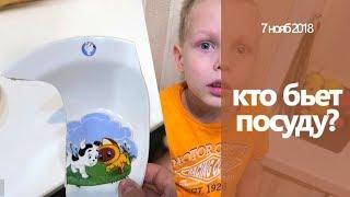 РАЗБИЛА ЛЮБИМУЮ НИКИТИНУ ТАРЕЛКУ // Домашние дела / Купили маленькую Елку