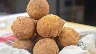 How To Make Nigerian Buns – Chef Lola's Kitchen
