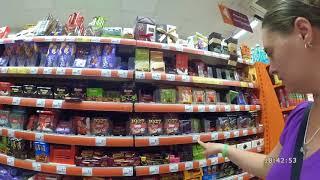 Турция 2017 Кемер супермаркет Migros цены