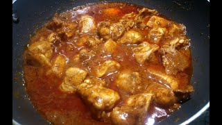 Pepper Chicken Recipe |  Chicken Milagu Varuval |  Pepper Chicken Dry