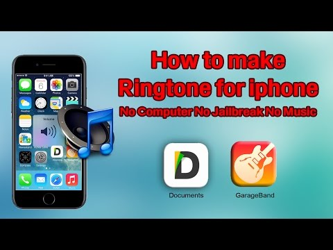 How to make customize Ringtone for Iphone 11 Pro, Xs max, iphone xr, 8plus, 7 & 7plus No Computer