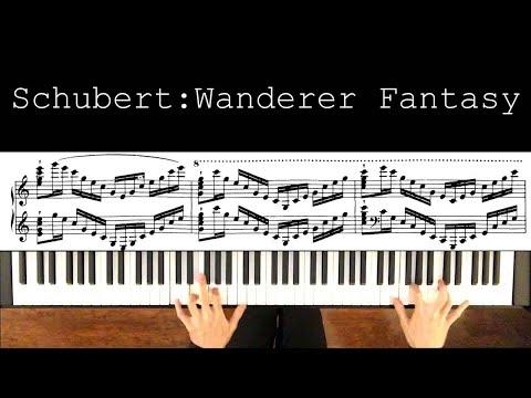 Schubert Wanderer Fantasy