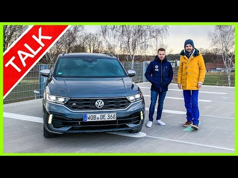 Volkswagen VW T-Roc R Review mit Benjamin Leuchter: Deep-Dive Technik |Neuabholung |TALK!