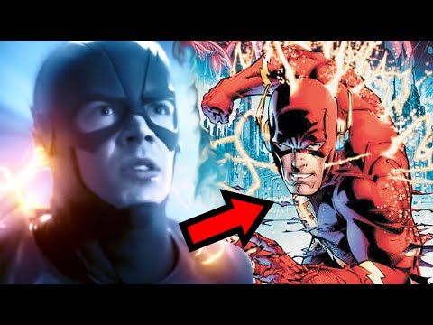Flashpoint Explained! - The Flash Season 3
