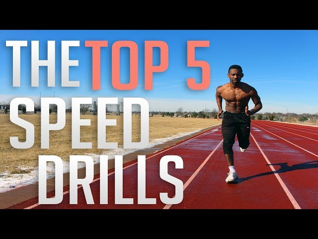 TOP 5 WAYS TO RUN FASTER - HOW TO RUN FASTER
