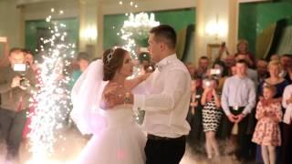 Професійна постановка весільного танцю - Віталік і Леся